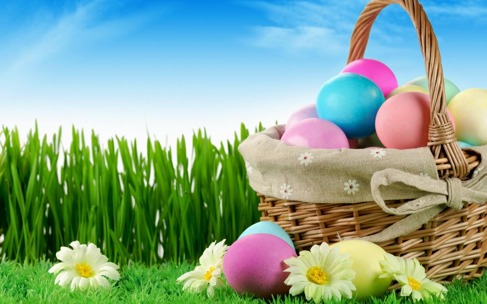 З наступаючим  святом Воскресіння Христового, з Великоднем!